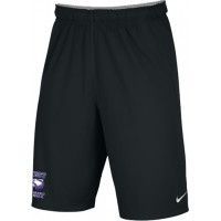 West Orient 23: Adult-Size - Nike Team Fly Athletic Shorts - Black